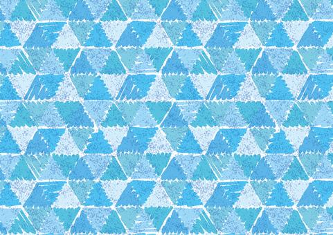 青パターン