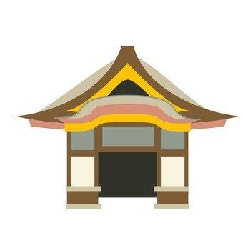 A shrine company