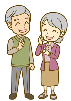 Family: A_Old Couple_笑颜03FS