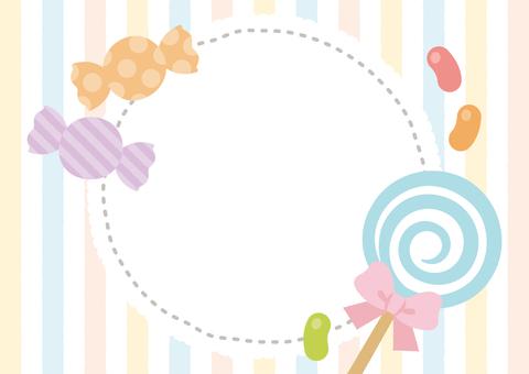 キャンディーフレーム