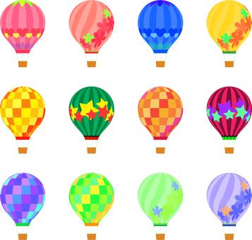 Balloon _ 12 species