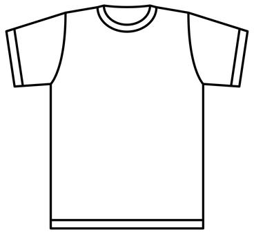 T-shirt <White>