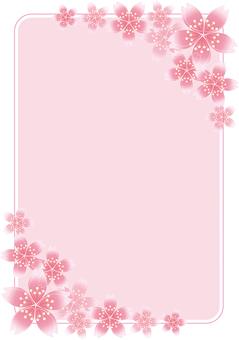 Sakura cherry tree & board 32