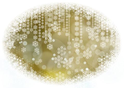 Snow pattern 12