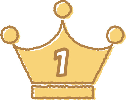 Crown - Gold - 1