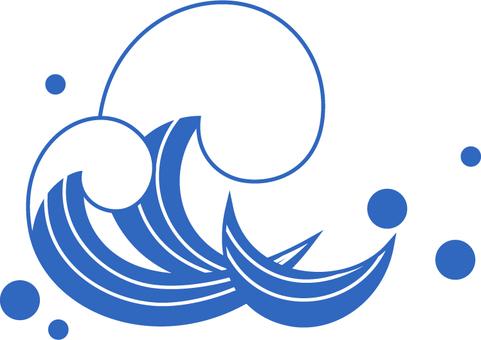 Sea bream _ wave