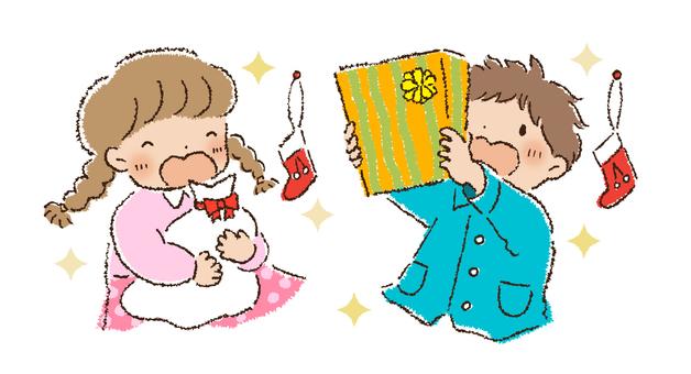 Christmas child gift