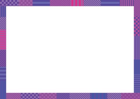 Frame - Purple 01