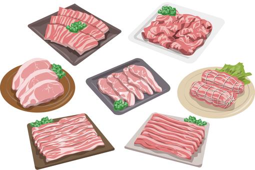 No pork assembly line