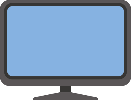 Simple LCD TV
