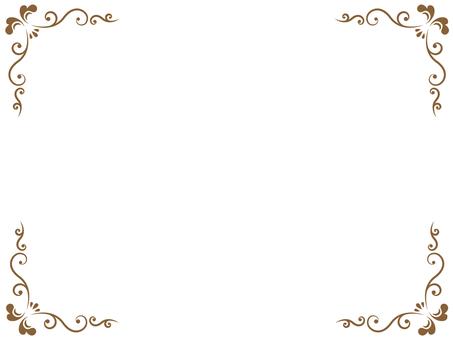 典雅的框架2