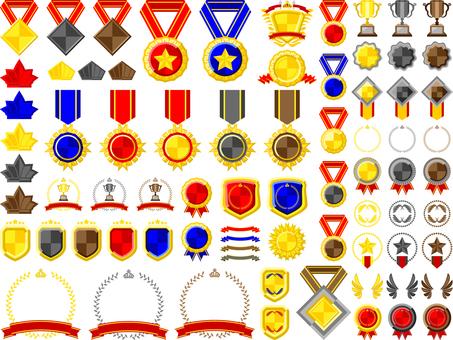 Medals / medal set