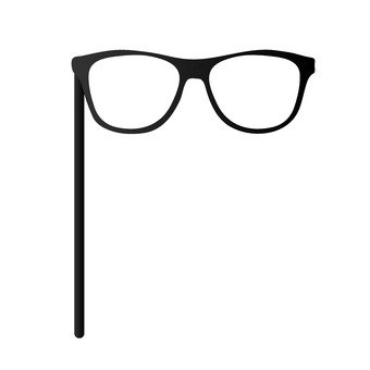 무늬 안경