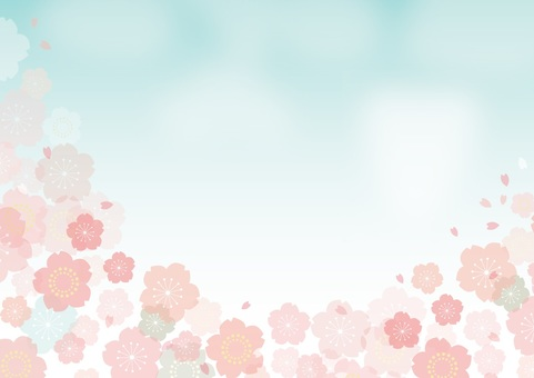 Cherry background 12