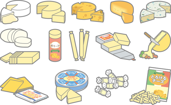 Cheese summary