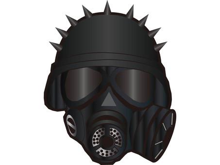 Gas mask 8