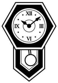 振り子時計1c