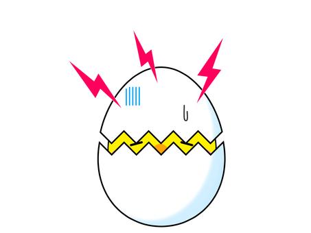 Headache eggs