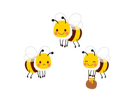 蜜蜂No.5