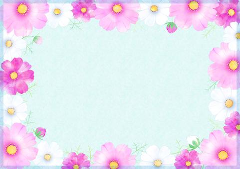 コスモスフレーム2(水色枠)