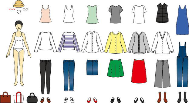 Girls dress up hangers none