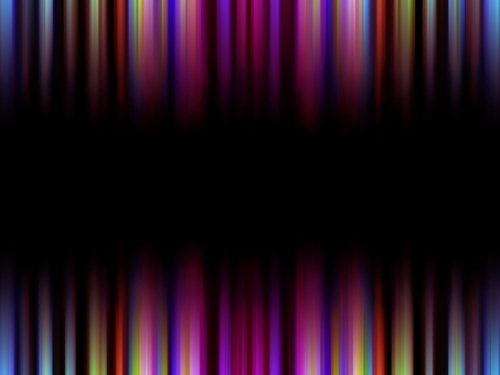 Curtain 3 (straight pink black background)