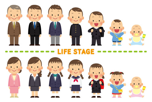 Life · life stage