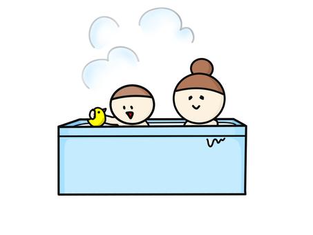 Children and baths