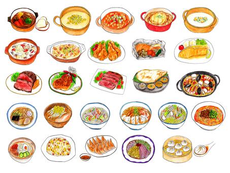 Western food summary 2