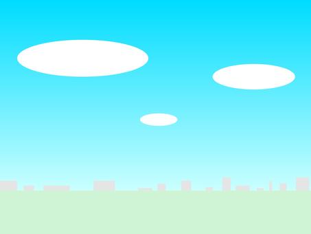 青空 背景
