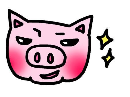 Propellant ikemen swine