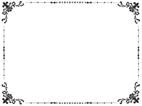 優雅的框架5