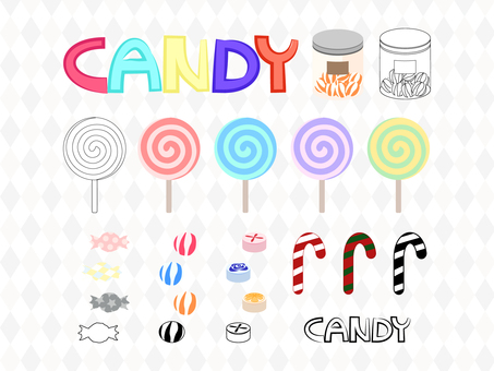 Candy assortment