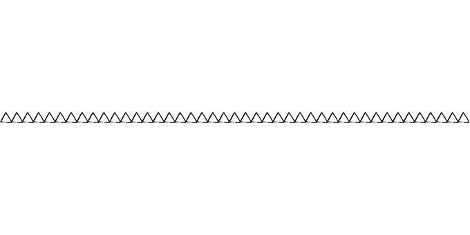 Zigzag Line