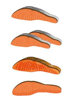 Salmon (4 fillets)
