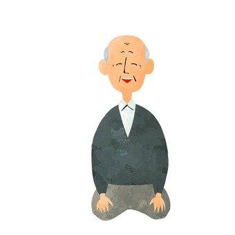 Seikei grandfather