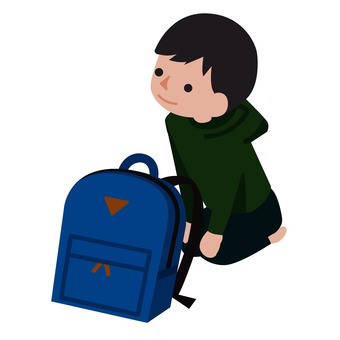 Disaster prevention backpack
