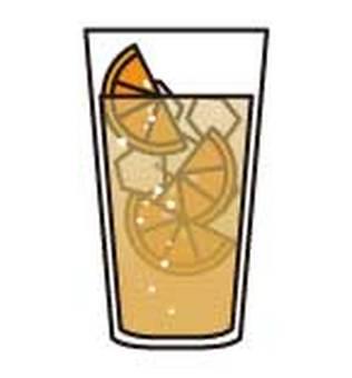Chuhai Orange