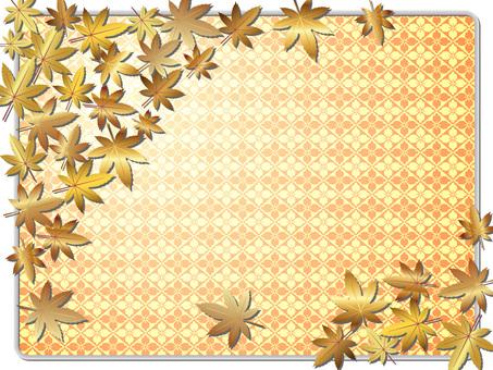 Momiji wallpaper (Japanese style) No 3