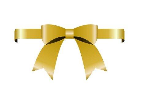Wrapping ribbon (yellow)