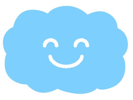 ニコニコ雲