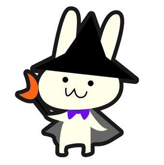 Usa-chan Halloween