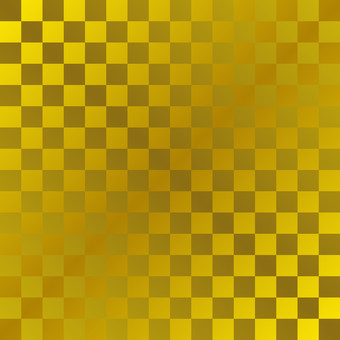 Golden checkerboard background 2