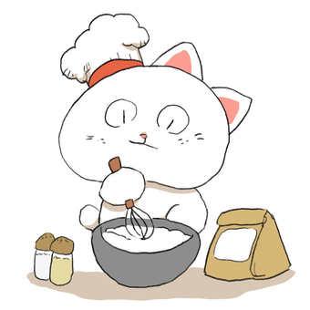 과자 만들기 にゃぶ助