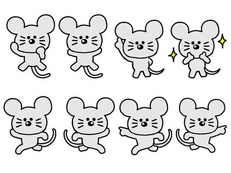 Mouse set (simple)