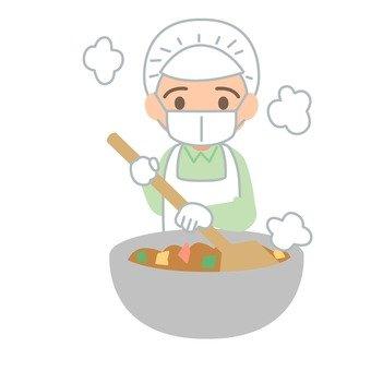 烹飪工作者