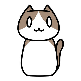 Loose cat 2 (shijirushi)