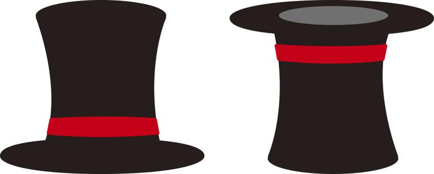 A hat like a magic trick