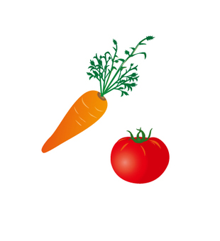 Carrot tomato