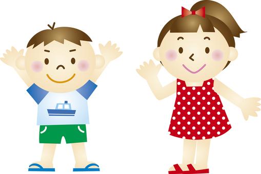Children's summer version